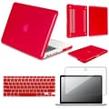 Insten® 467032 3 Piece PC Case Bundle For Apple MacBook Pro 13in.