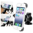 Insten® Bicycle Plastic Phone Holder For Apple iPhone 5/5S, Black