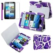 Insten® 1056319 3 Piece Tablet Case Bundle For 7in. Samsung Galaxy Tab 2 P3100/ P3110