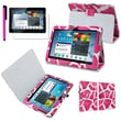 Insten® 1056324 3 Piece Tablet Case Bundle For Samsung Galaxy Tab 2 10.1 P5100/ P5110