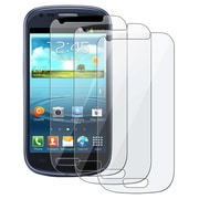 Insten® Reusable Screen Protector For Samsung Galaxy S III Mini I8190, Clear