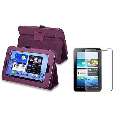 Insten® 797840 2 Piece Tablet Case Bundle For 7in. Samsung Galaxy Tab 2 P3100/P3110/P3113