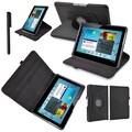 Insten® 797756 2 Piece Universal Case Bundle For 10.1in. Samsung Galaxy Tab 2/P5100/P5110