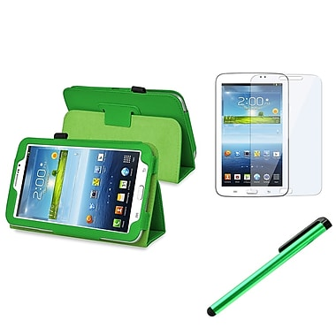 Insten® 1178748 3 Piece Tablet Case Bundle For 7in. Samsung Galaxy Tab 3 P3200/Kids