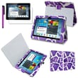 Insten® 1056325 3 Piece Tablet Case Bundle For Samsung Galaxy Tab 2 10.1 P5100/ P5110