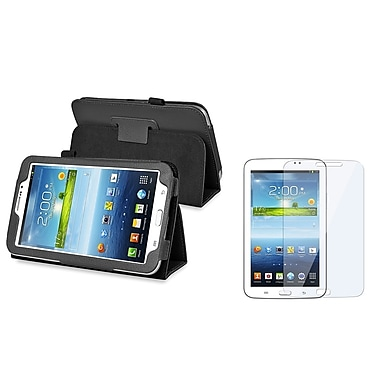 Insten® 1175877 2 Piece Tablet Case Bundle For 7in. Samsung Galaxy Tab 3 P3200/Kids