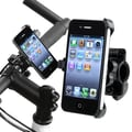 Insten® Bicycle Plastic Phone Holder For Apple iPhone 4 AT&T/Verizon, Black