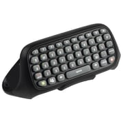 Insten® Text Messenger Keyboard For Xbox 360, Black
