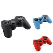 Insten® 221594 4 Piece Game Case Bundle For Sony PS3 Controller