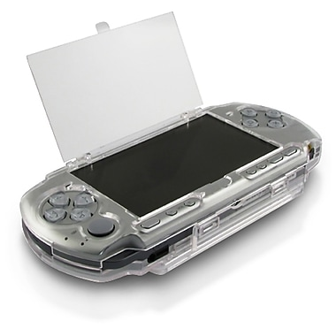 Insten® Snap-in Crystal Case For Sony PSP Slim 2000/3000, Clear