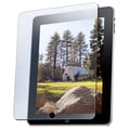 Insten® Reusable Anti Glare Screen Protector For Apple iPad 1, Clear