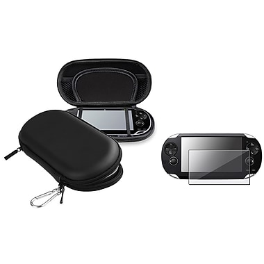 Insten® 523517 2 Piece Game Case Bundle For Sony Playstation Vita