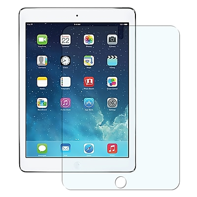 Insten Reusable Anti Glare Screen Protector For Apple iPad Air Clear