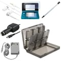 Insten® 1038814 6 Piece Universal Case Bundle For Nintendo 3DS