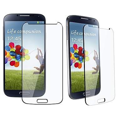 Insten® Tempered Glass Screen Protector For Samsung Galaxy S4 i9500, Clear