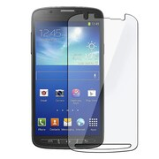 Insten® Reusable Screen Protector For Samsung Galaxy S4 Active i9295, Clear