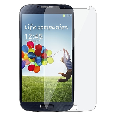 Insten Reusable Screen Protector For Samsung Galaxy S4 i9500 Clear