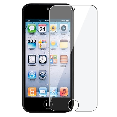 Insten Reusable Screen Protector For Apple iPod Touch 5th Generation Clear