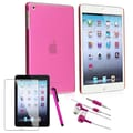 Insten® 807204 4 Piece Tablet Case Bundle For Apple iPad Mini/ iPad Mini With Retina Display