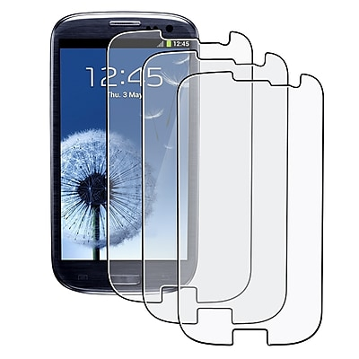 Insten Anti Glare Screen Protector For Samsung Galaxy S3, Clear