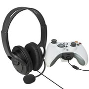 Insten® Headset With Microphone For Xbox 360, Black