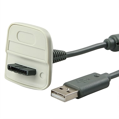 Insten® 70in. USB Charging Cable For Xbox 360