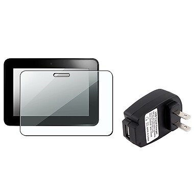Insten® 798109 2 Piece Tablet Film Bundle For 7