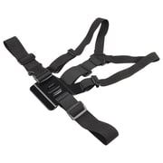 Insten® Body Chest Strap Mount For GoPro Hero 1/2/3/3+, Black