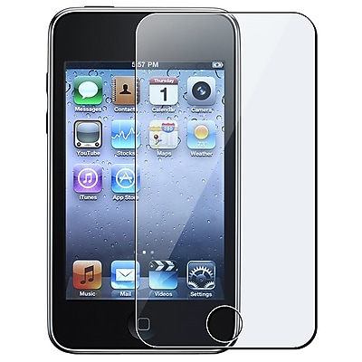 Insten Reusable Screen Protector For Apple iPod Touch 1st 2nd 3rd Generation Clear