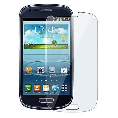 Insten® Reusable Screen Protector For Samsung Galaxy S3 Mini I8190, Clear