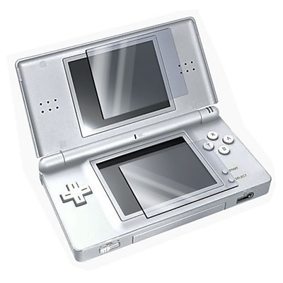 Insten LCD Reusable Screen Protector Kit For Nintendo DS Lite
