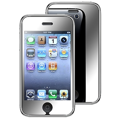 Insten® Mirror Screen Protector For Apple iPhone 3G/3GS, Clear