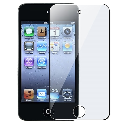 Insten Reusable Screen Protector For Apple iPod Touch 4th Generation Clear