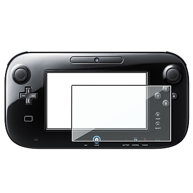 Insten® Reusable Screen Protector For Nintendo Wii U