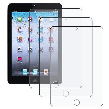 Insten® Reusable Anti Glare Screen Protector For Apple iPad Mini With Retina Display, Clear