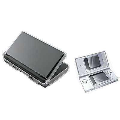 Insten 227242 2 Piece Game Case Bundle For Nintendo DS Lite