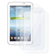 Insten® 3 Piece Reusable Screen Protector For Samsung Galaxy Tab 3 7.0 P3200/Kids