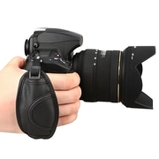 Insten® Version 2 Camera Hand Strap, Black