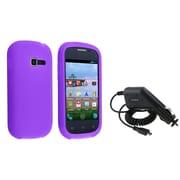 Insten® 1168117 2 Piece Universal Case Bundle For Samsung Galaxy Centura S738C