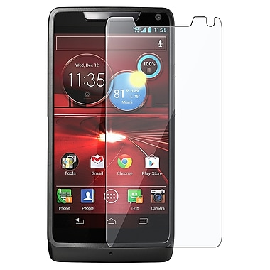 Insten® Reusable Screen Protector For Motorola Droid Razr M XT907