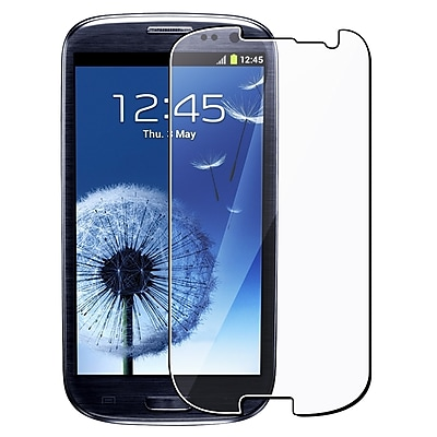 Insten Reusable Screen Protector For Samsung Galaxy S3, Clear