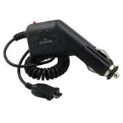 Insten® Car Charger For Pantech C520 Breeze/C740 Matrix, Black
