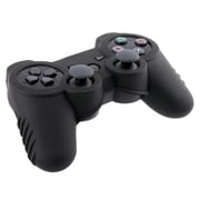 Insten® Silicone Skin Case For Sony PS3 Controller, Black