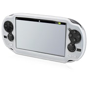 Insten® Silicone Skin Case For Sony PlayStation Vita, Clear