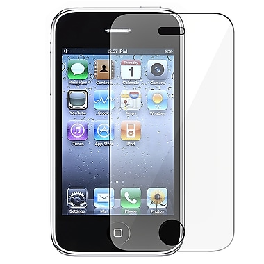 Insten® Reusable Screen Protector For Apple iPhone 3G/3GS, Clear