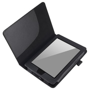 Insten® Leather Case For Amazon Kindle PaperWhite, Black