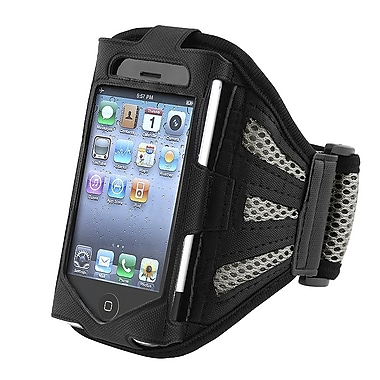 Insten® Deluxe Sportbands For Apple iPhone 4/4S/3G/3GS/iPod Touch