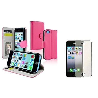 Insten® 1387470 2 Piece Case Bundle For Apple iPhone 5C