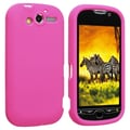 Insten® Silicone Skin Case For HTC T-Mobile MyTouch 4G, Hot Pink