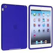 Insten® Silicone Case For Apple iPad Mini 1/2, Dark Blue